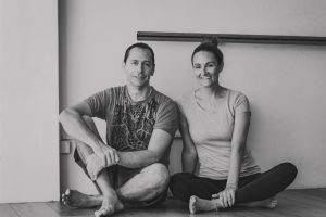 Kate and Stewart Payne Profile Image Higher States of Yoga